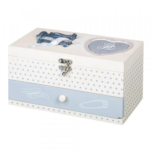 Caja costurero gris child